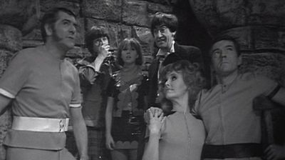 The Krotons, Part Four