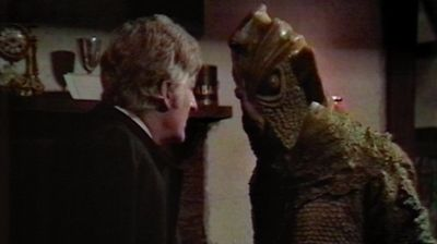The Silurians, Part Four