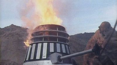 Death to the Daleks, Part Two