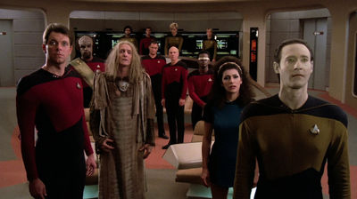 Encounter at Farpoint (2)