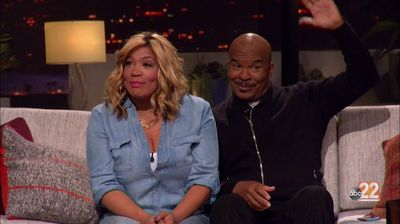 Kym Whitley & David Alan Grier