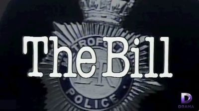 A UK classic - The Bill returns