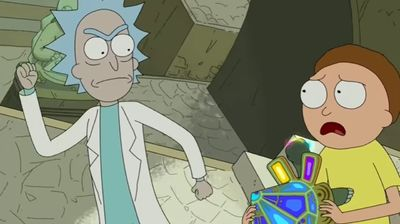 Morty's Mind Blowers