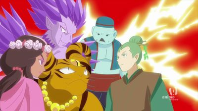 Wandering Power Stone / Poltergeist / The Taboo in the Shinigami World
