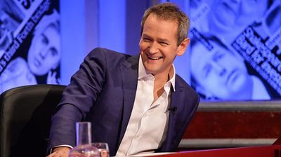 Alexander Armstrong, Roisin Conaty, James O'Brien