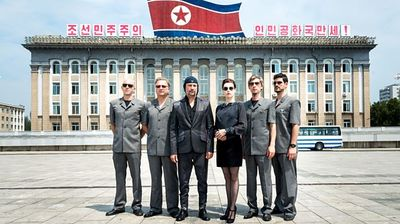 When Rock Arrived in North Korea: Liberation Day