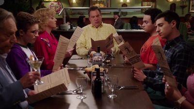 Dinner with the Goldbergs