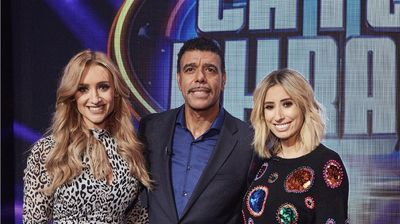 Chris Kamara, Stacey Solomon, Cathine Tyldesley