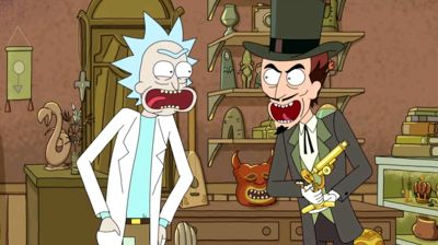 Something Ricked This Way Comes Rick And Morty S01e09 Tvmaze