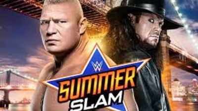 2015 SummerSlam - Brooklyn, New York City, New York