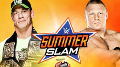 2014 SummerSlam - Los Angeles, CA