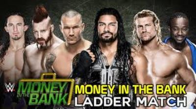 2015 Money In The Bank - Columbus, Ohio