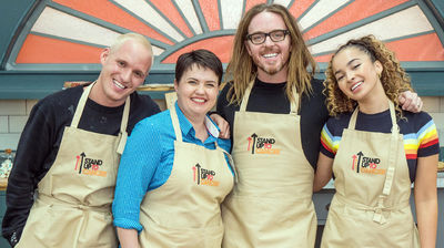 The Great Celebrity Bake Off for Stand Up to Cancer - Part 3