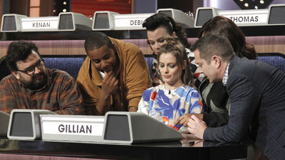 Kenan Thompson, Thomas Lennon, Sherri Shepherd, Horatio Sanz, Gillian Jacobs