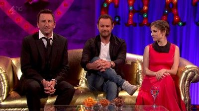Lee Mack, Anna Kendrick, Danny Dyer, Clean Bandit feat. Alex Newell and Sean Bass
