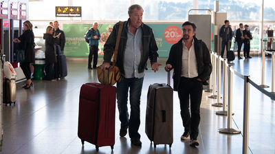 Legends and Luggage