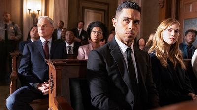 16 - 21. Judge, Jury... (Soudce, porota...)