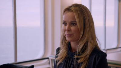 Amanda Holden, Busted