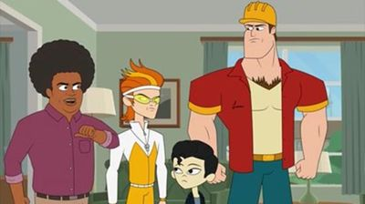 The Awesomes Reloaded
