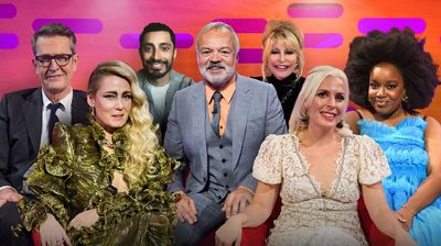 Dolly Parton, Rupert Everett, Lolly Adefope, Riz Ahmed, Sara Pascoe, Roisin Murphy
