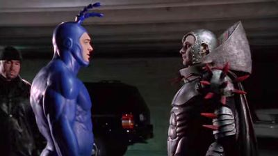 The Tick vs Justice