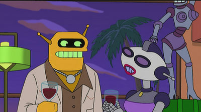 Bender Should Not Be Allowed on Television