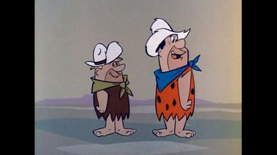 Droop Along Flintstone
