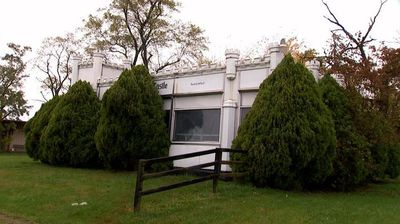 White Castle on the Farm