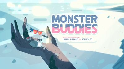Monster Buddies
