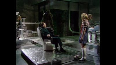 Day of the Daleks, Part Two