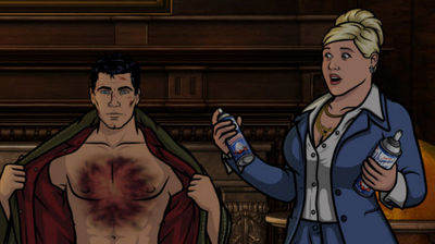 Archer Vice: On the Carpet