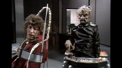 Genesis of the Daleks, Part Four