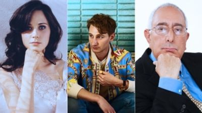 Zooey Deschanel, Ben Stein, Glass Animals