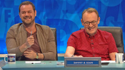 Danny Dyer, Gabby Logan, David O'Doherty, Joe Wilkinson