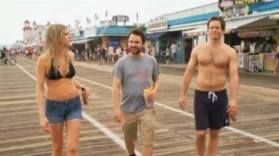 The Gang Goes to the Jersey Shore