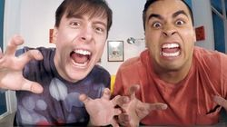 Talk the Prank With Thomas Sanders and David Lopez