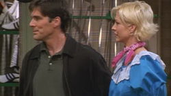 Dharma and Greg on a Hot Tin Roof