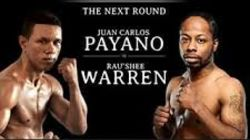 Juan Carlos Payano vs. Rau'shee Warren