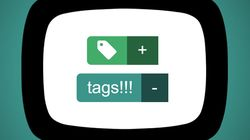 Improvements for show tags