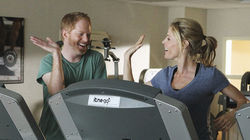 Strangers on a Treadmill