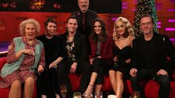 New Year's Eve Show - Olivia Colman, Nicholas Hoult, Keira Knightley, Guy Pearce, Rita Ora