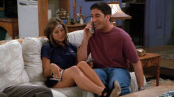The One With Ross's New Girlfriend