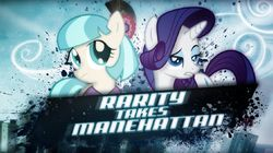 Rarity Takes Manehattan