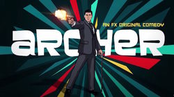 Archer (Season 11) - Oh, the Places You've Been!