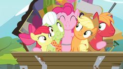 Pinkie Apple Pie