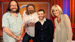 The Hairy Bikers and Jane Moore