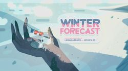 Winter Forecast