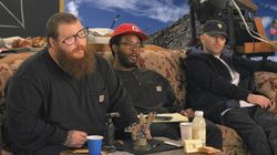 WatchStreem - Action Bronson & Friends Watch Ancient Aliens