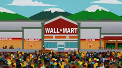 Something Wall-Mart This Way Comes