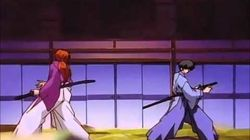 "Shock! Sakabatou Broken... Soujirou ""The Heavenly Sword"" vs. Kenshin"